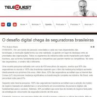 O desafio digital chega às seguradoras brasileiras