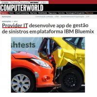 Provider IT desenvolve app de gestão de sinistro em plataforma IBM Bluemix
