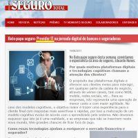 Bate-papo seguro: Provider IT na jornada digital de bancos e seguradoras