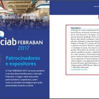 Ciab - Patrocinadores e expositores