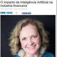 O impacto da Inteligência Artificial na indústria financeira