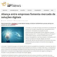 Aliança entre empresas fomenta mercado de soluções digitais
