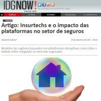 Artigo: Insurtechs e o impacto das plataformas no setor de seguros