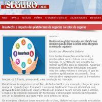 Insurtechs: o impacto das plataformas de negócios no setor de seguros