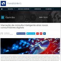 Marcação de consulta inteligente atrai novos consumidores digitais