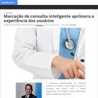 Marcação de consulta inteligente aprimora a experiência dos usuários