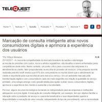 Marcação de consulta inteligente atrai novos consumidores digitais e aprimora a experiência